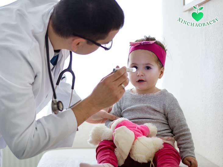 Đục thủy tinh thể ở trẻ em – Tác nhân gây mù không thể lường trước